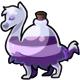 Lilac Hump Potion