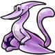 Lilac Ike Plushie
