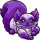 Lilac Kaala Plushie