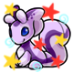 Enchanted Lilac Limax Plushie