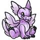Lilac Lorius Plushie