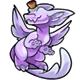 Lilac Lorius Potion