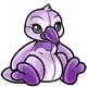 Lilac Newth Plushie