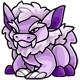 Lilac Oglue Plushie