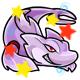 Enchanted Lilac Paffuto Plushie