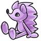 Lilac Rofling Plushie