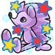 Enchanted Lilac Rofling Plushie