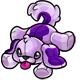 Lilac Rusty Plushie
