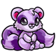 Lilac Snookle Plushie