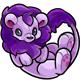 Lilac Tantua Plushie