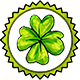 Lucky Clover Stamp