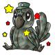 Enchanted Camouflage Pucu Plushie