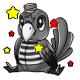 Enchanted Prison Pucu Plushie