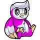 Magenta Astro Plushie
