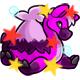Enchanted Magenta Hump Plushie