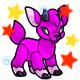 Enchanted Magenta Kidlet Plushie