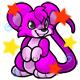 Enchanted Magenta Murfin Plushie
