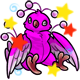 Enchanted Magenta Osafo Plushie