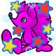 Enchanted Magenta Rofling Plushie