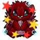 Enchanted Maroon Mordo Plushie