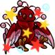Enchanted Maroon Osafo Plushie