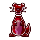 Maroon Quell Potion