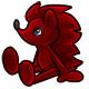 Maroon Rofling Plushie