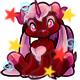 Enchanted Maroon Straya Plushie