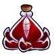 Maroon Ushunda Potion