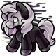 Midnight Gonk Plushie