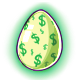 Millionaire Glowing Egg