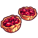 Mini Cranberry Tarts