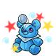 Enchanted Minipet Azul Plushie