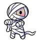 Mummy Plushie
