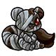 Mummy Snookle Plushie