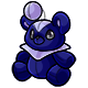 Navy Azul Plushie