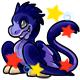 Enchanted Navy Gobble Plushie