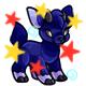 Enchanted Navy Kidlet Plushie