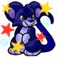 Enchanted Navy Murfin Plushie
