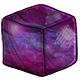 Galaxy Sugar Cube