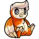 Orange Astro Plushie