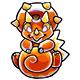 Orange Decadal Potion