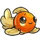 Orange Equilor Plushie