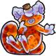 Orange Figaro Potion