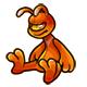 Orange Huthiq Plushie