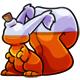 Orange Knutt Potion