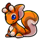 Orange Limax Plushie