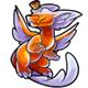 Orange Lorius Potion