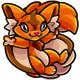 Orange Nino Plushie