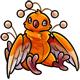 Orange Osafo Plushie